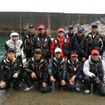 釣り大会参加者