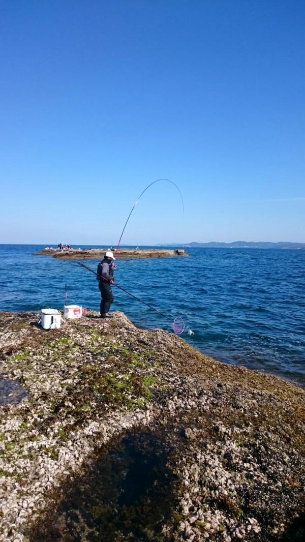 4釣り状況