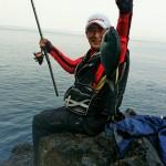 釣りは楽しいキザクラ