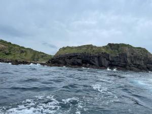 高島のカブシマ横。